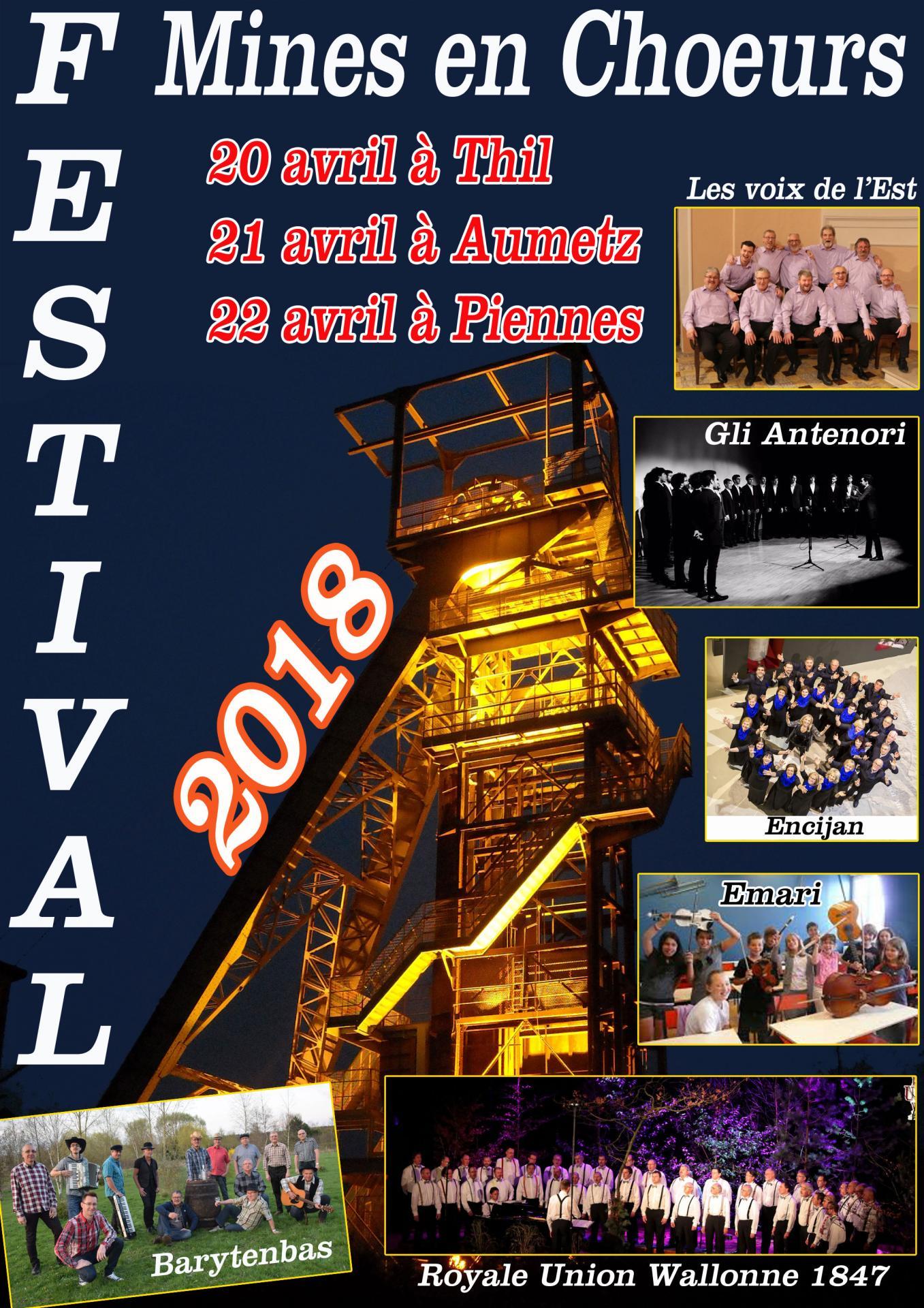 Festival 3 villes