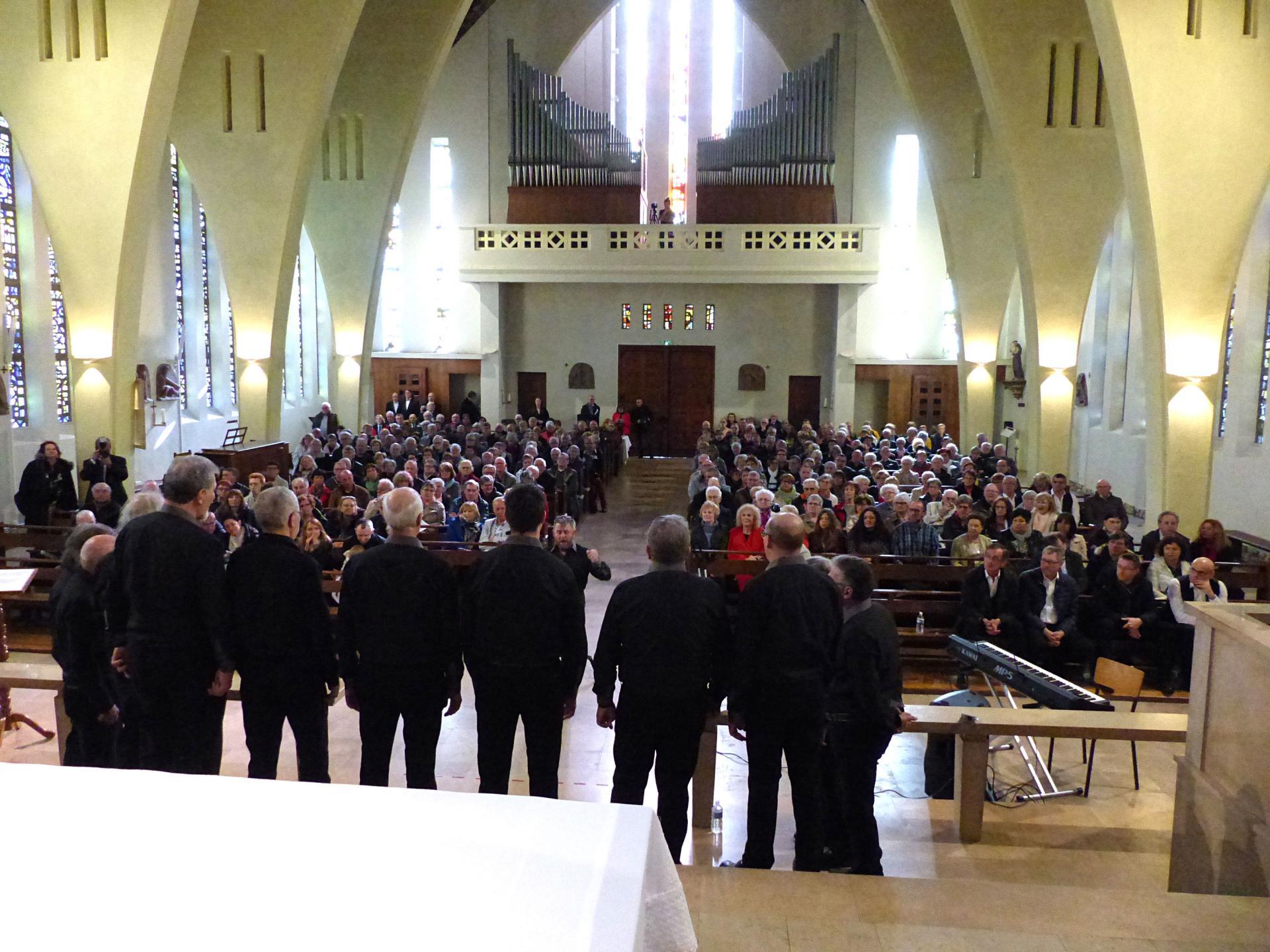 Eglise d'Aumetz