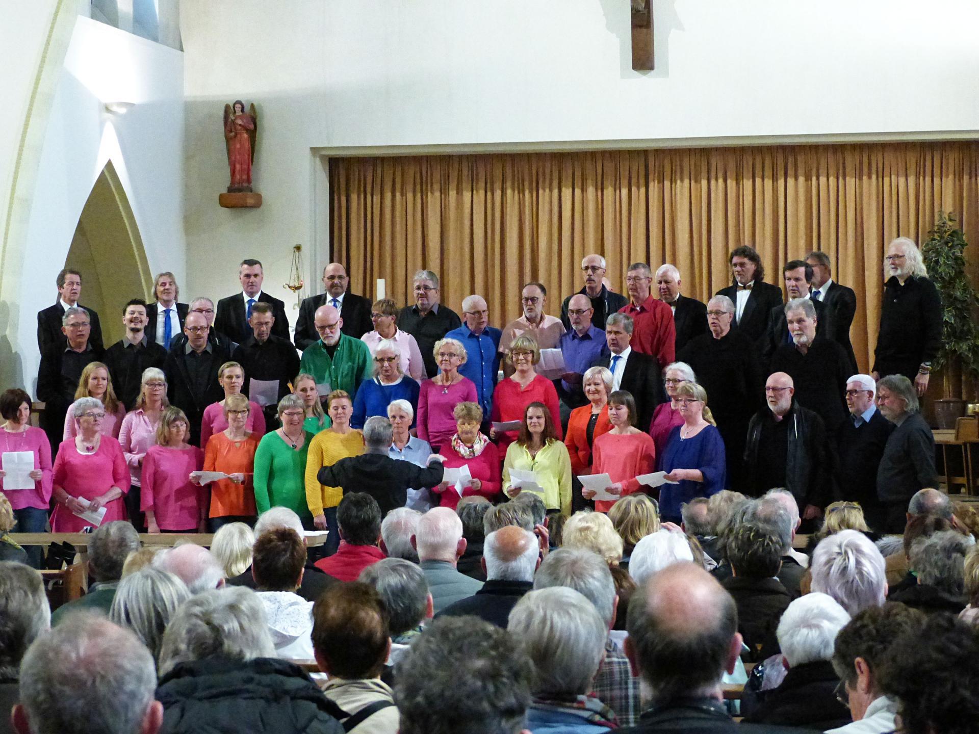 Chants d'ensembles à Aumetz